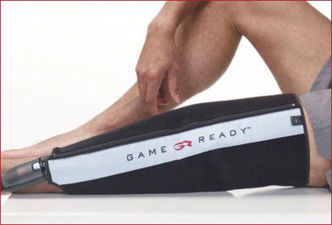 ready machine knee